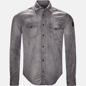 skjorte Regular fit | skjorte | Grå