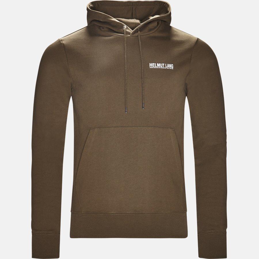 I06HM516 - sweat - Sweatshirts - Oversized - ARMY - 1