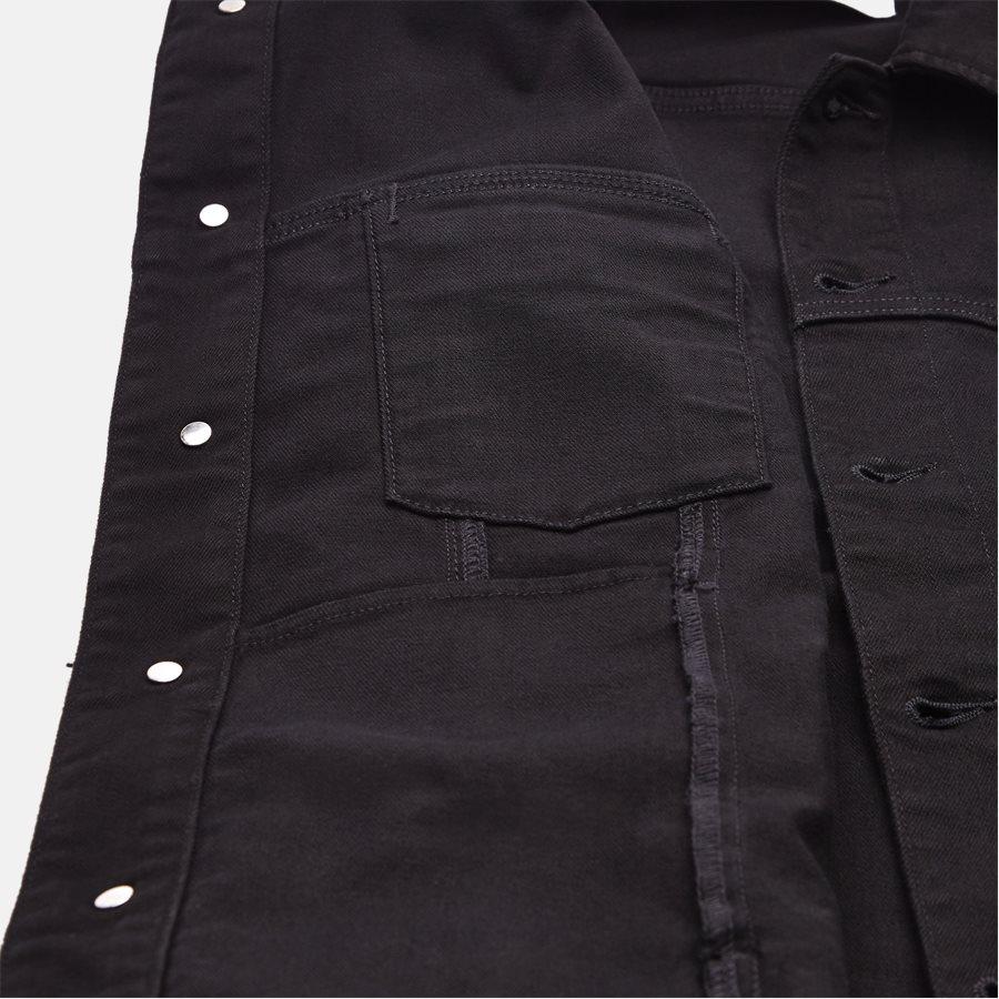 J30J308026 CLASSIC TRUCKER - jakke  - Jakker - Regular fit - BLACK - 7