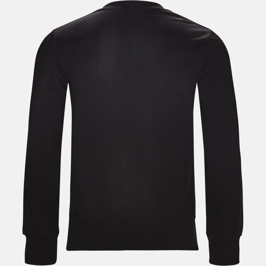I06HM517 - sweat - Sweatshirts - Oversized - BLACK - 2