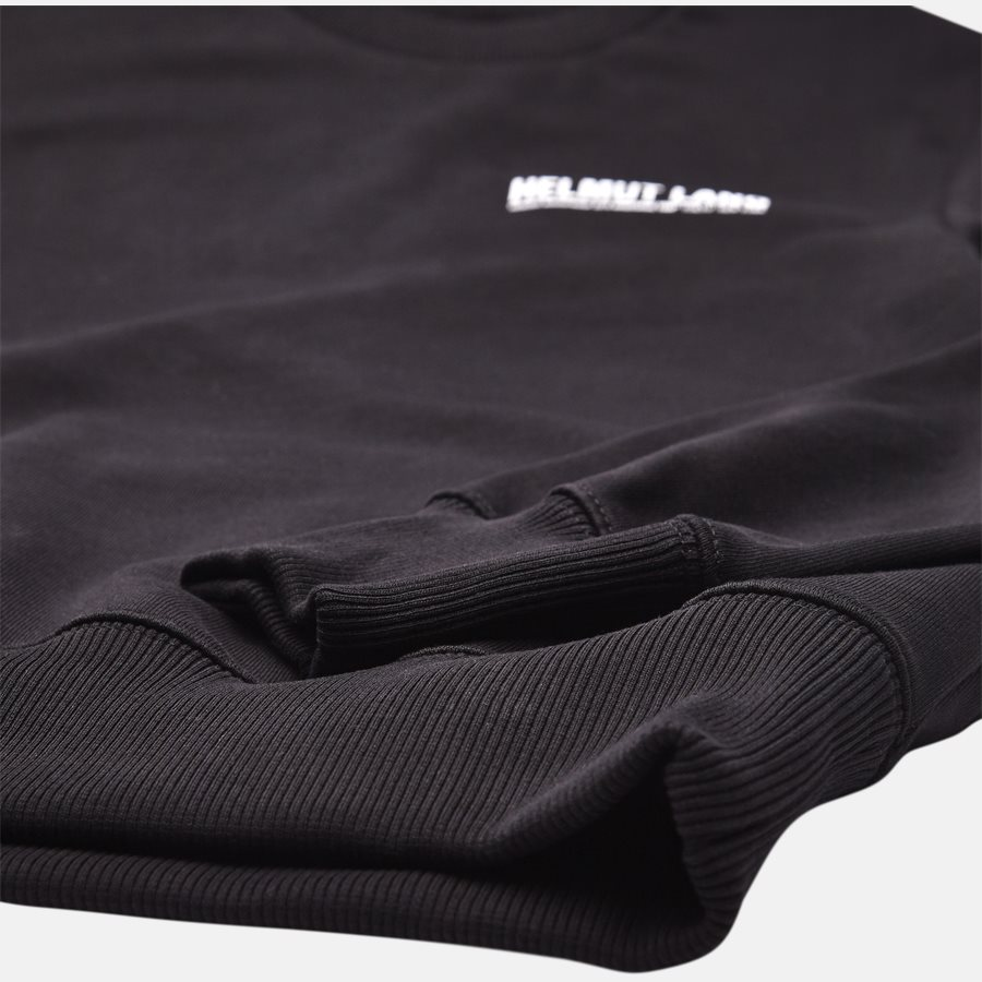 I06HM517 - sweat - Sweatshirts - Oversized - BLACK - 4