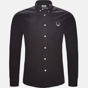 Casual fit | Shirts | Black