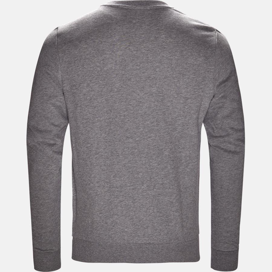 K10K102891 FRENCH TERRY - sweat - Sweatshirts - Regular fit - GREY - 2
