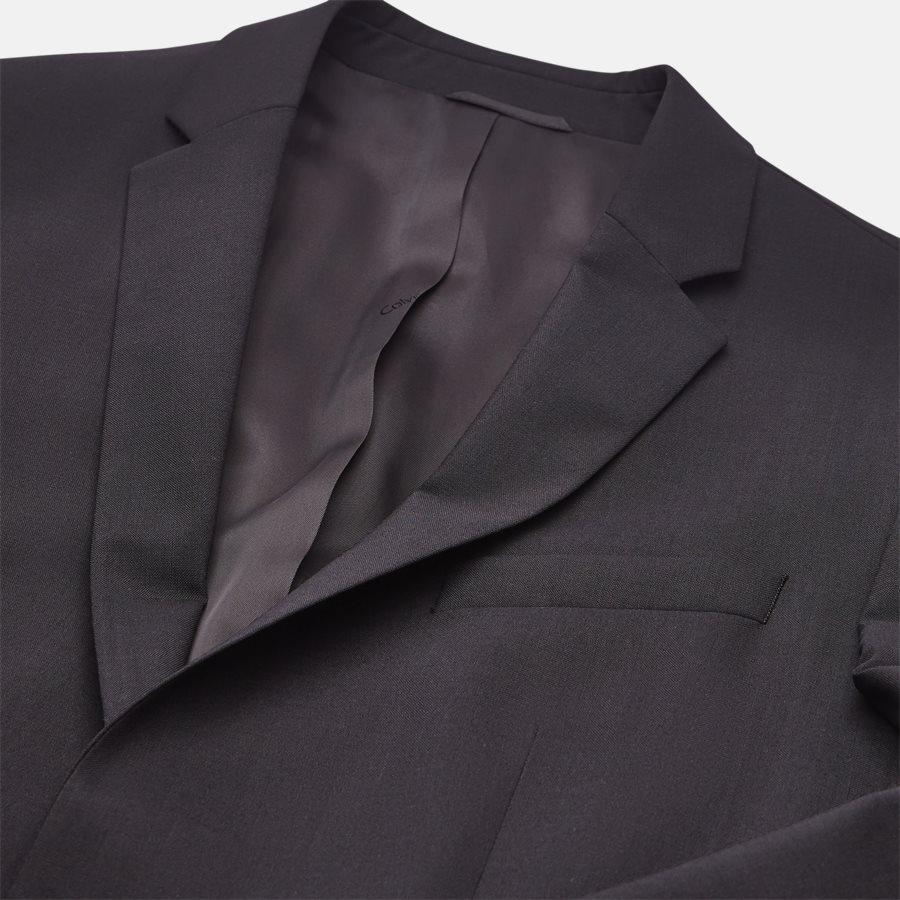 K10K103083 STRETCH WOOL - Blazer - BLACK - 3