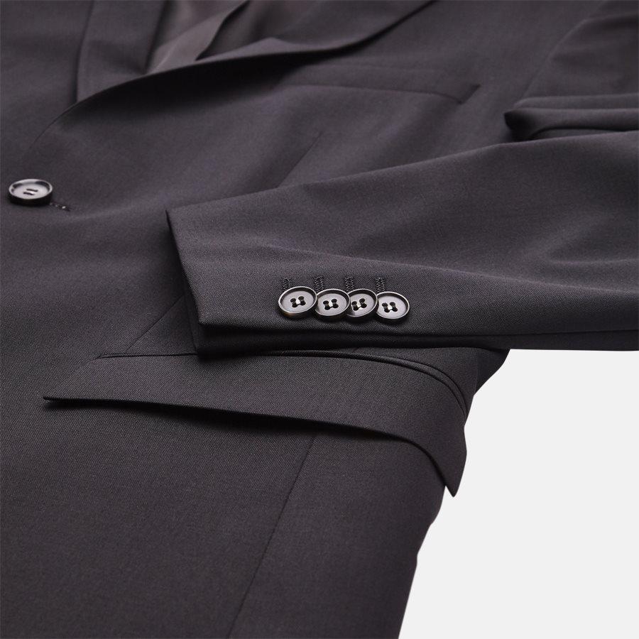 K10K103083 STRETCH WOOL - Blazer - BLACK - 4