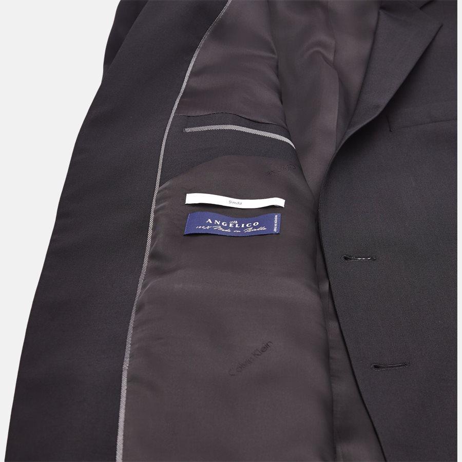 K10K103083 STRETCH WOOL - Blazer - BLACK - 6