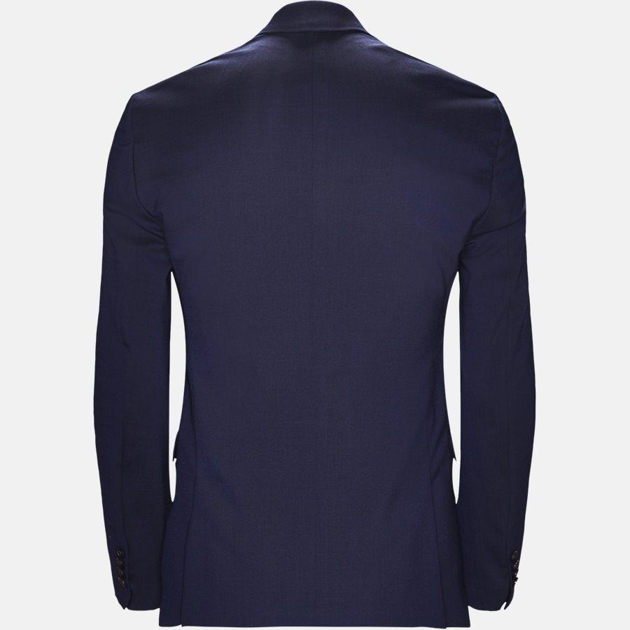 K10K103083 STRETCH WOOL - Blazer - BLUE - 2