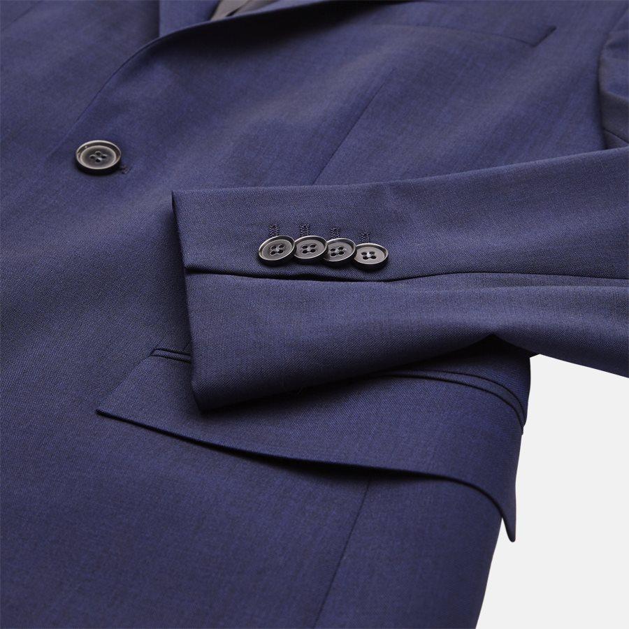 K10K103083 STRETCH WOOL - Blazer - BLUE - 4
