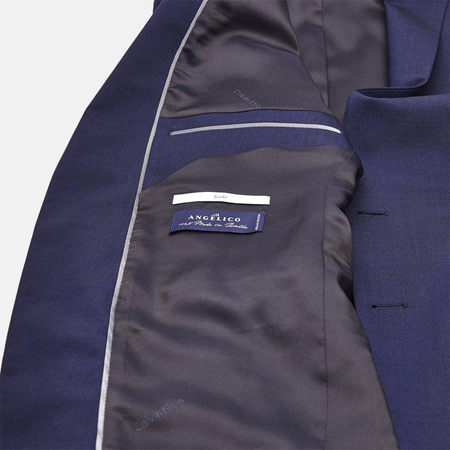 K10K103083 STRETCH WOOL - Blazer - BLUE - 6