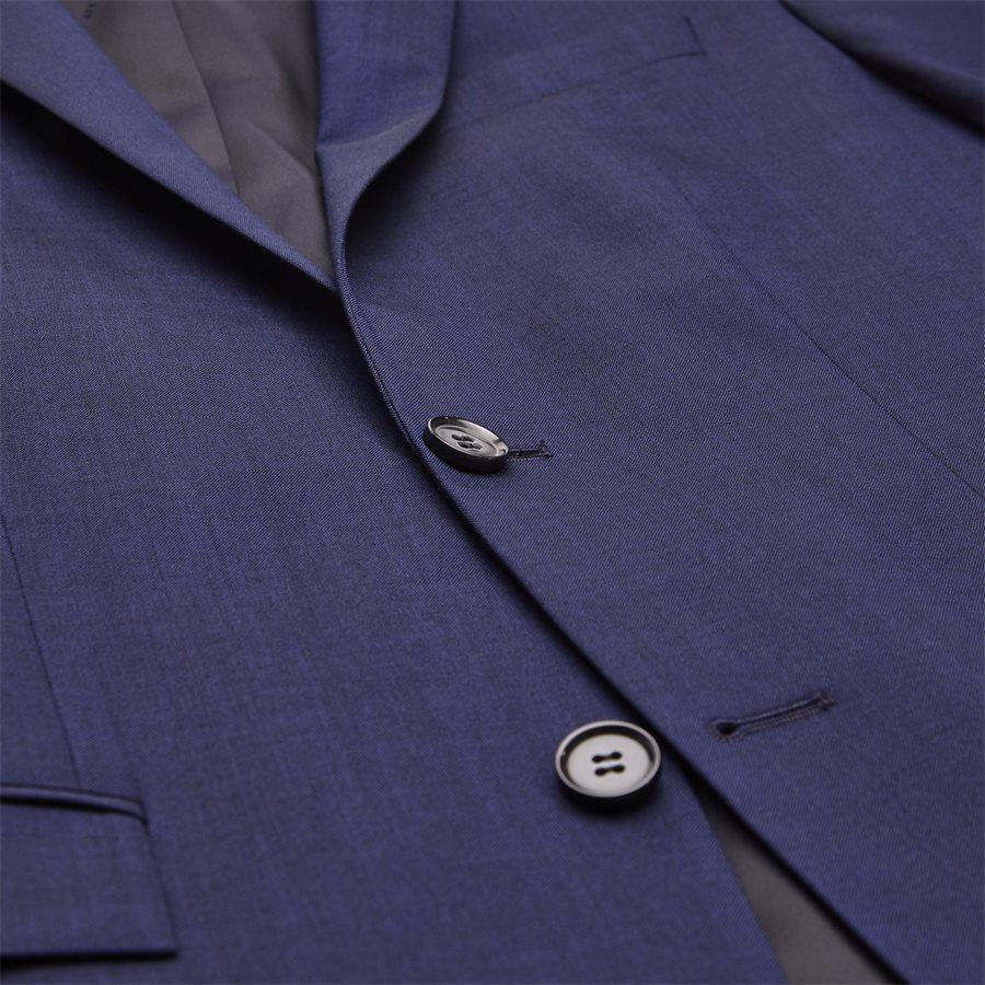 K10K103083 STRETCH WOOL - Blazer - BLUE - 7