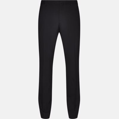Trousers | Black