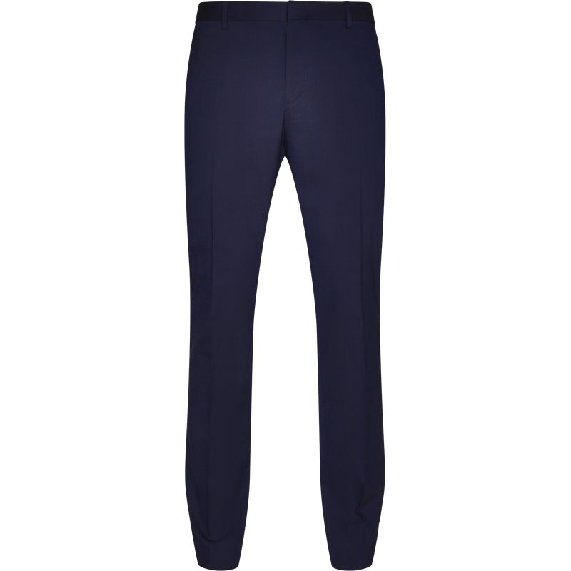 Image of   Calvin Klein K10K103084 STRETCH WOOL Bukser Blue