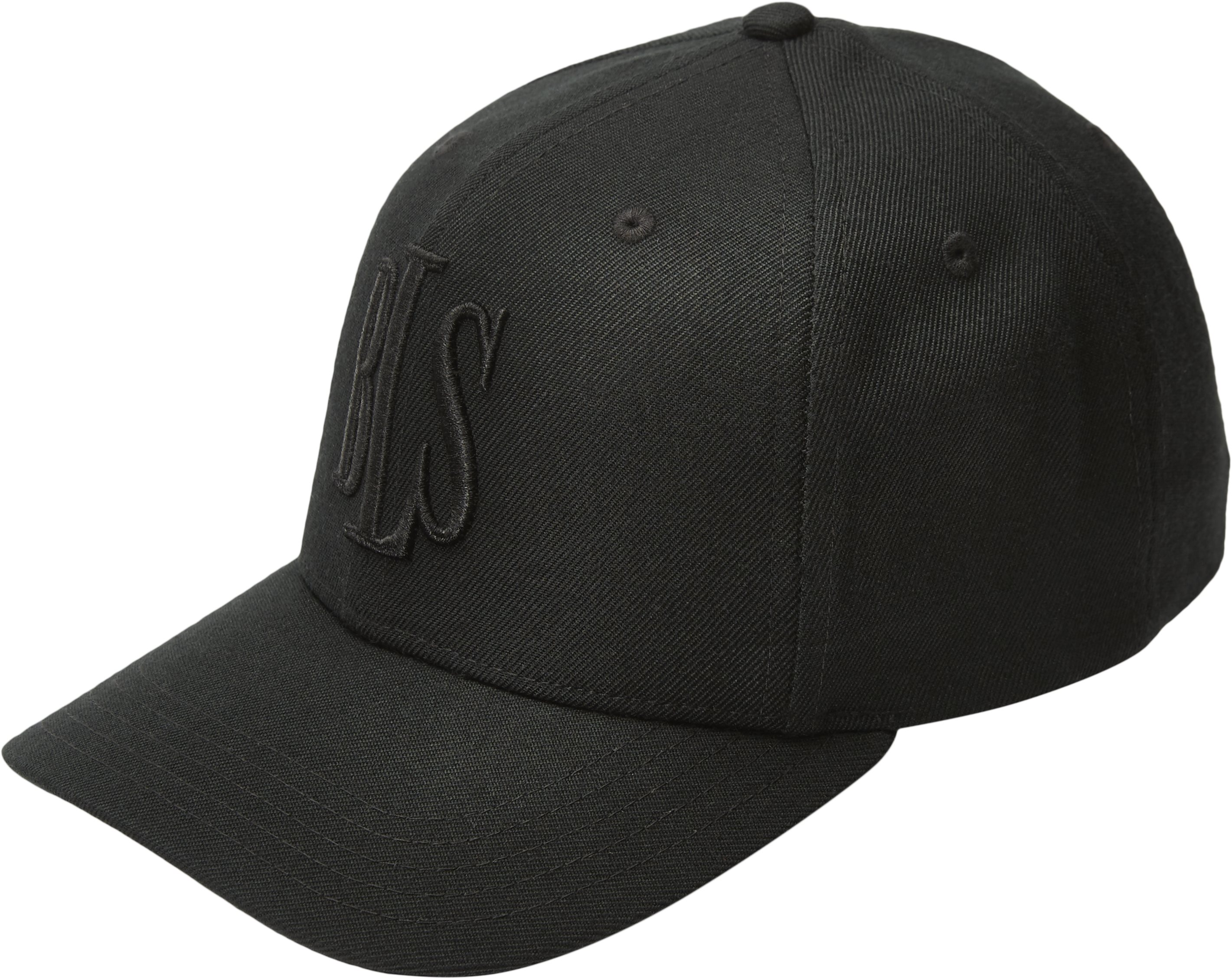 Cap - Huer - Regular fit - Sort