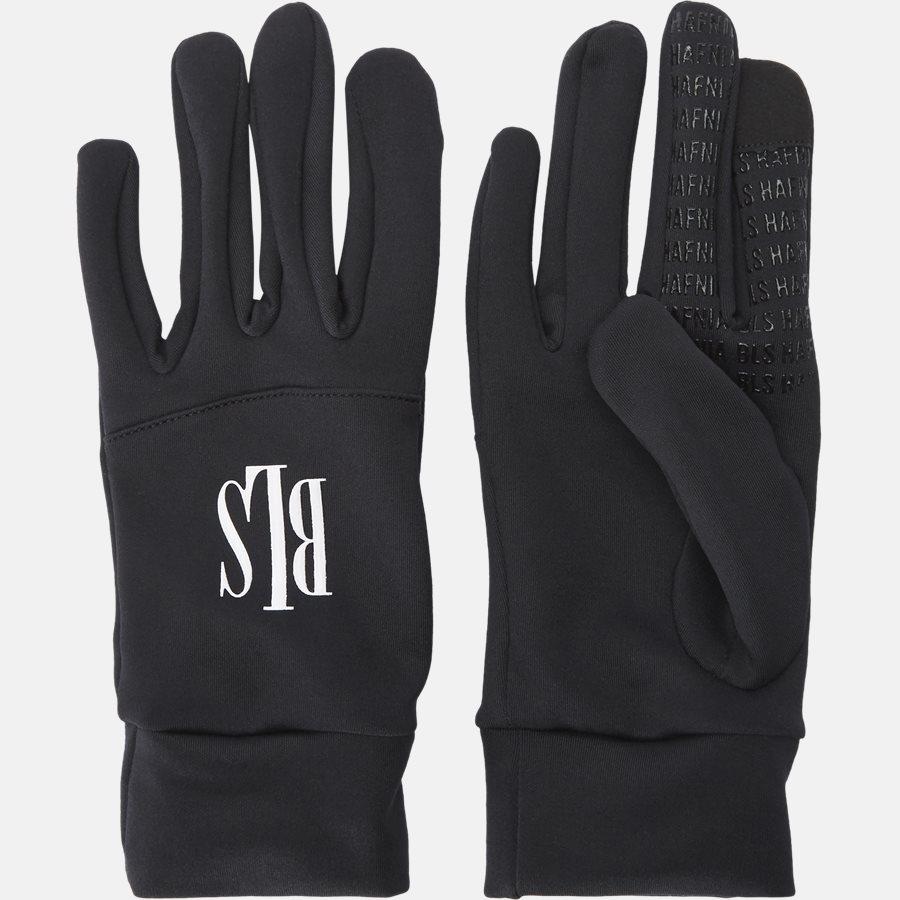 GLOVES - Handsker - BLACK - 1