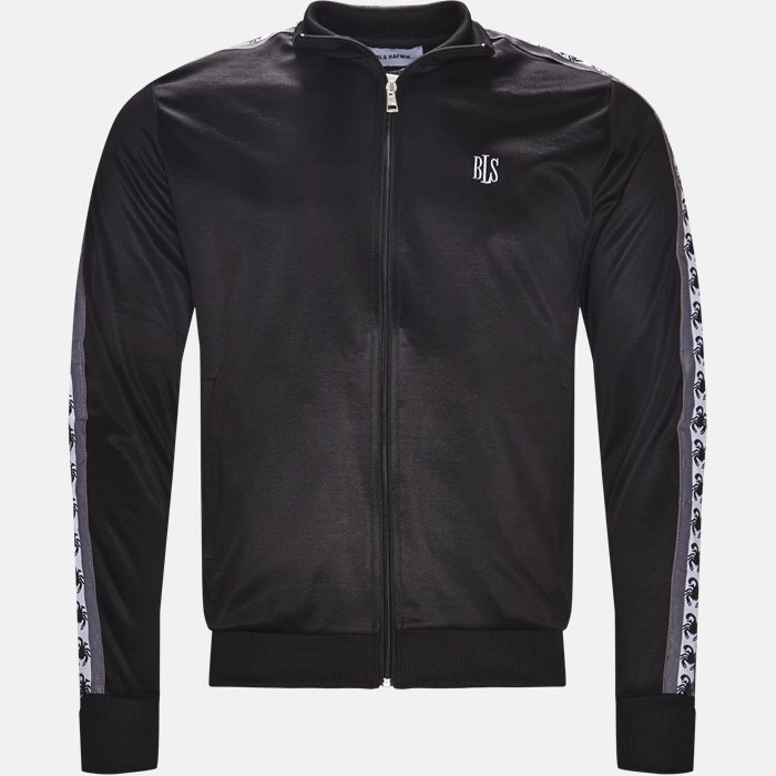 jakke  - Sweatshirts - Regular fit - Sort