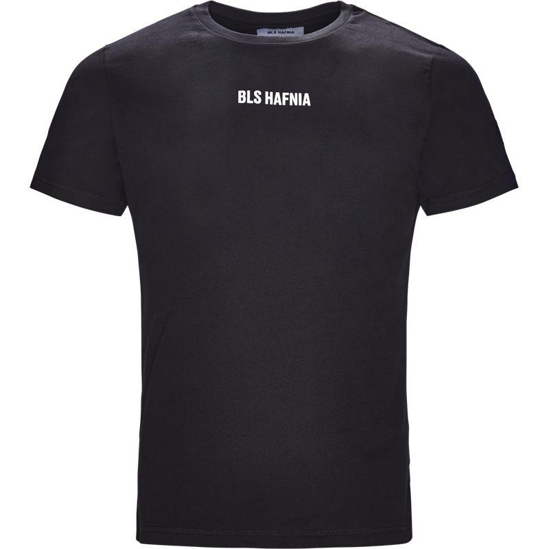 bls – Bls t-shirt black på axel.dk
