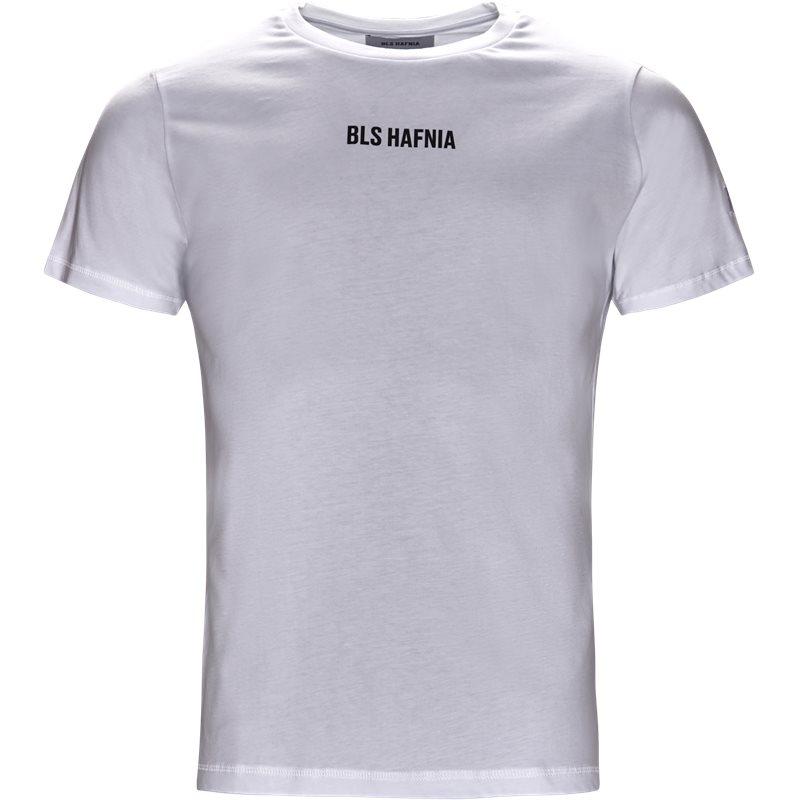 Bls t-shirt white fra bls fra axel.dk