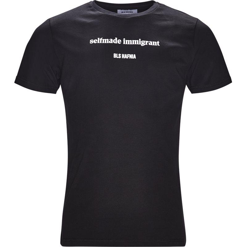 Bls t-shirt black fra bls fra axel.dk