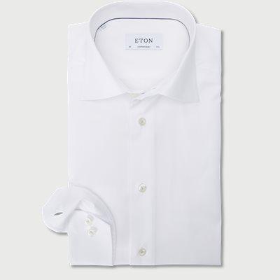 3153 Signature Twill Skjorte 3153 Signature Twill Skjorte | Hvid
