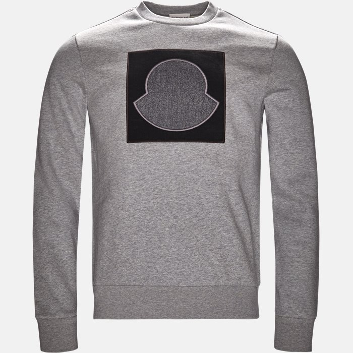 sweat - Sweatshirts - Regular fit - Grå