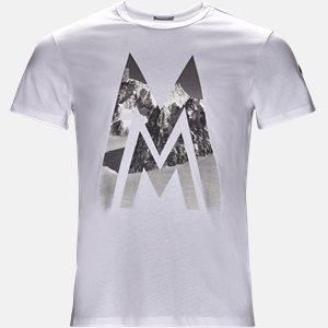 T-shirt Regular fit   T-shirt   Hvid
