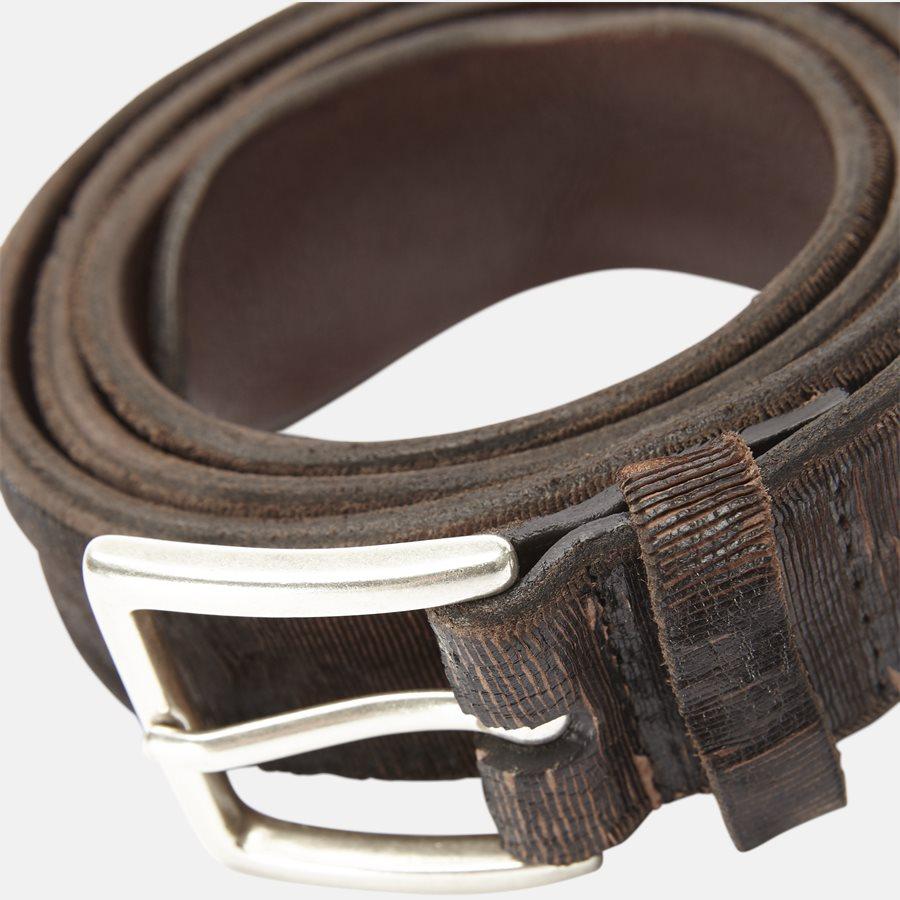 U07768 - Belts - BROWN - 2