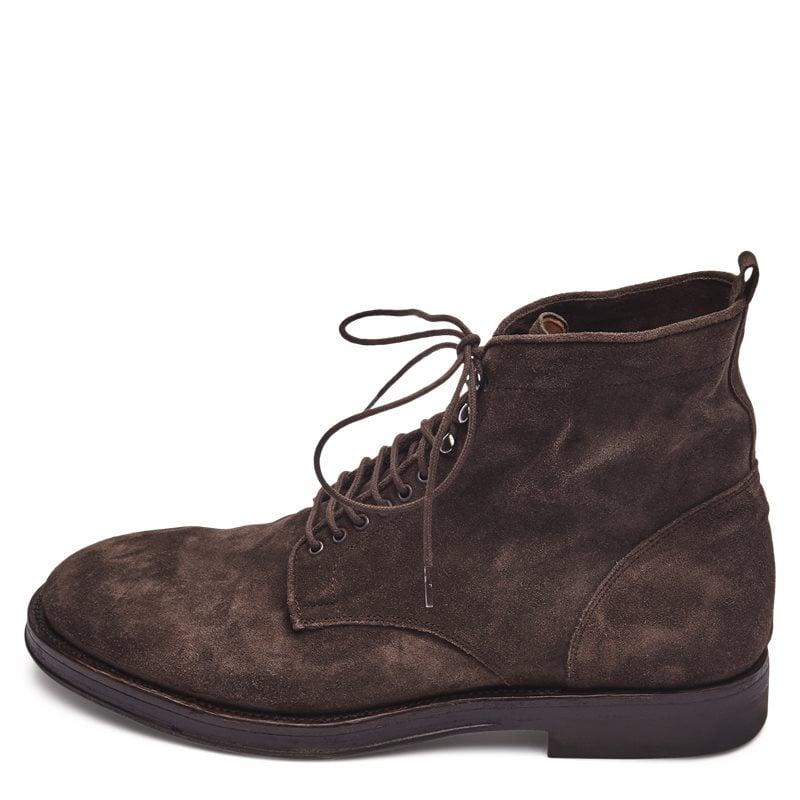 Alberto fasciani wolf sambuco java sko brown fra alberto fasciani på axel.dk