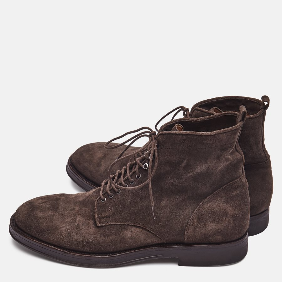 WOLF SAMBUCO JAVA - Sko - BROWN - 3