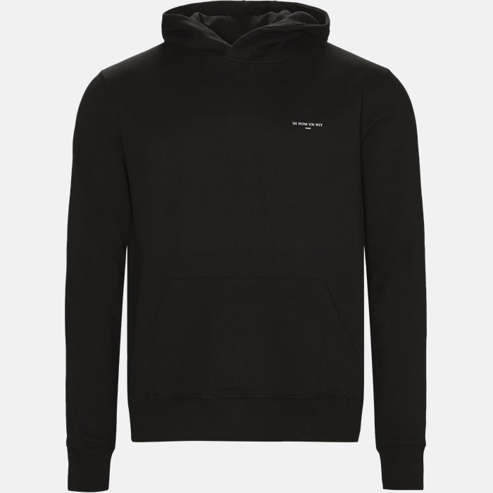 Sweatshirts - Oversized - Black