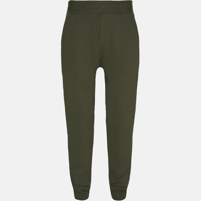 bukser - Bukser - Oversized - Grøn