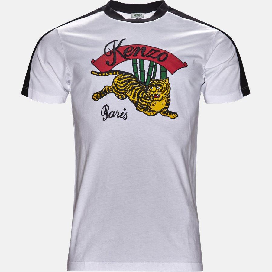5TS0194YL - T-shirts - WHITE - 1