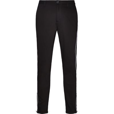 Pisa Pip Bukser Regular | Pisa Pip Bukser | Sort