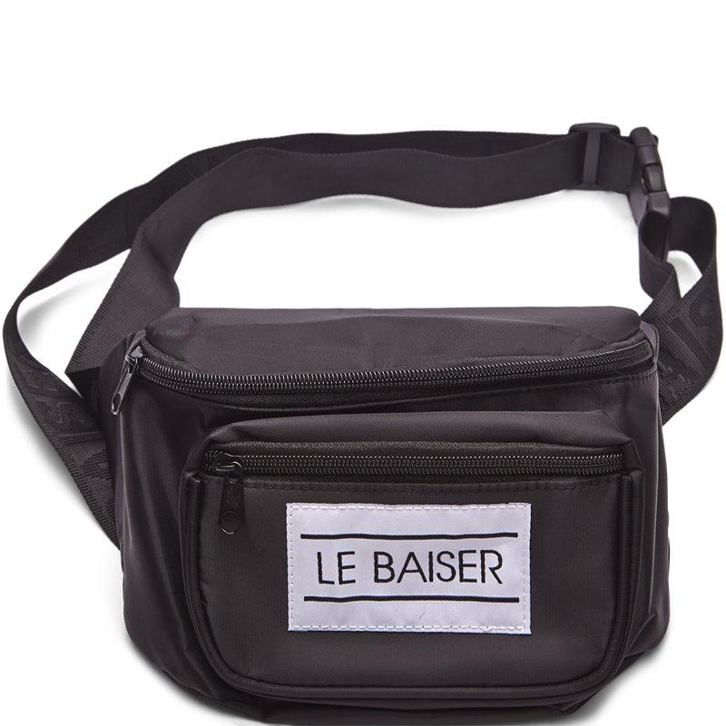 Billede af Le Baiser Hip Bag Sort