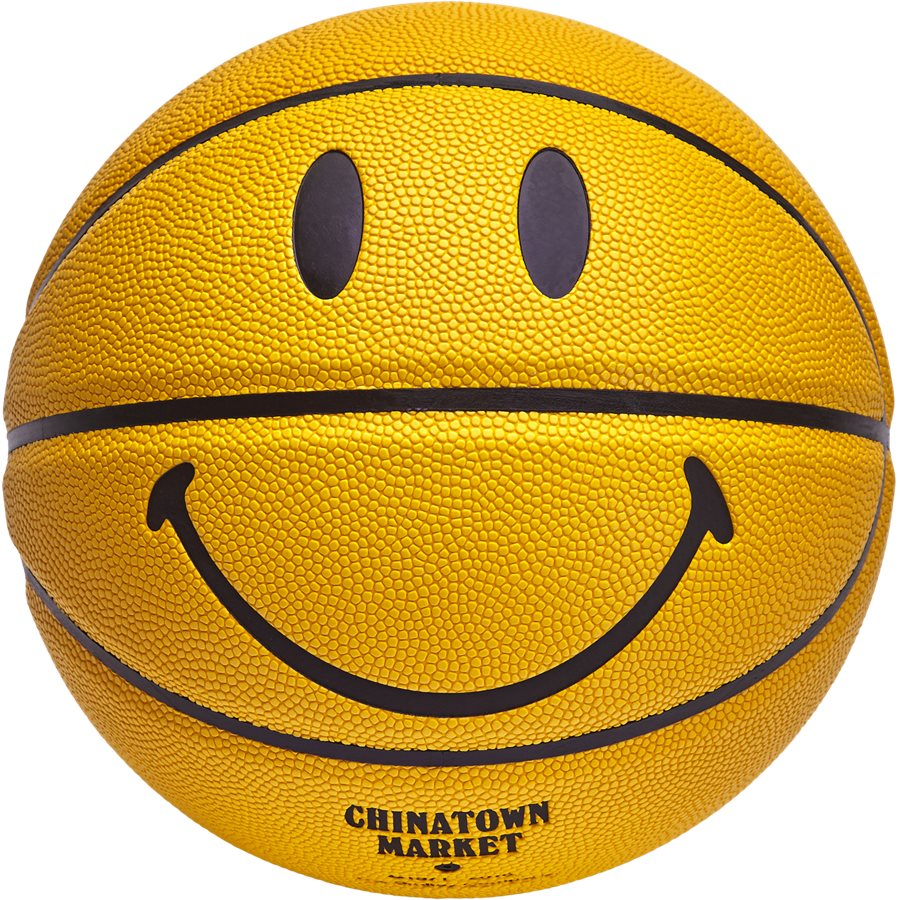 SMILLEY BASKETBALL - Smilley Basketball - Accessories - YELLOW - 1