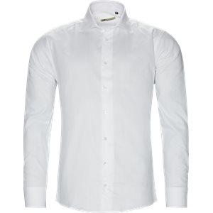 New Biz Skjorte Slim | New Biz Skjorte | Hvid