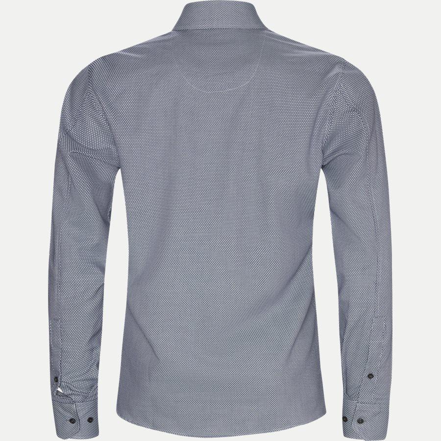 108 NEW BIZ - New Biz Skjorte - Skjorter - Slim - NAVY - 2