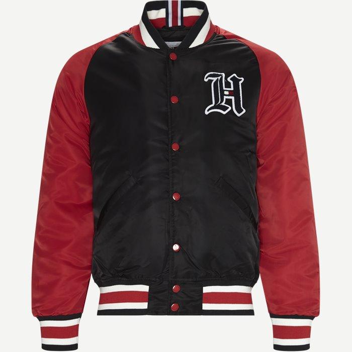 Lewis Hamilton Varsity Jacket - Jakker - Regular - Sort