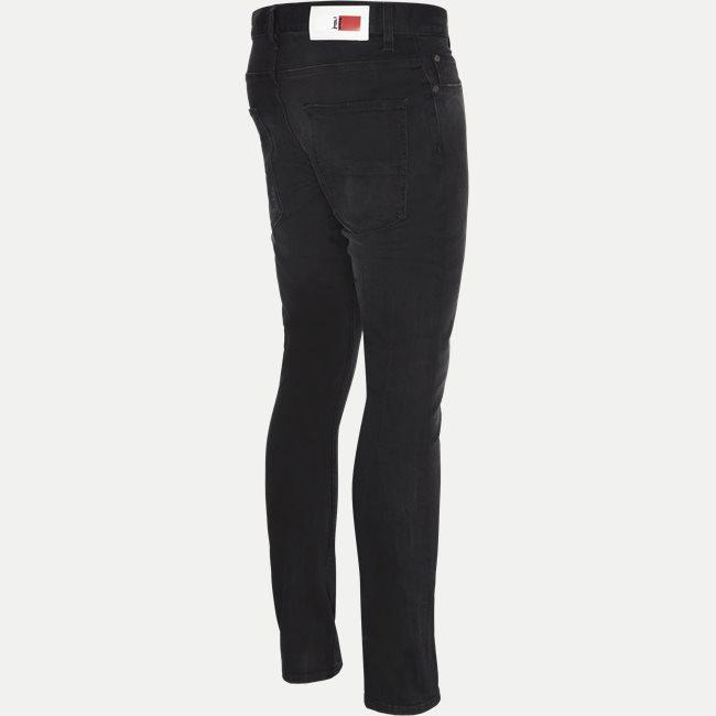 Lewis Hamilton Stone Washed Jeans