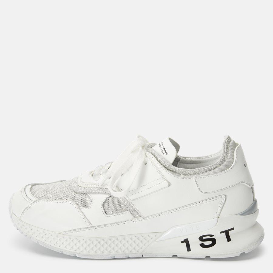 MS01-001 - Sko - WHITE - 1