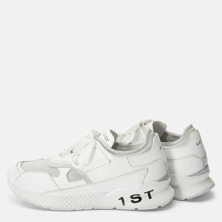 MS01-001 - Sko - WHITE - 3