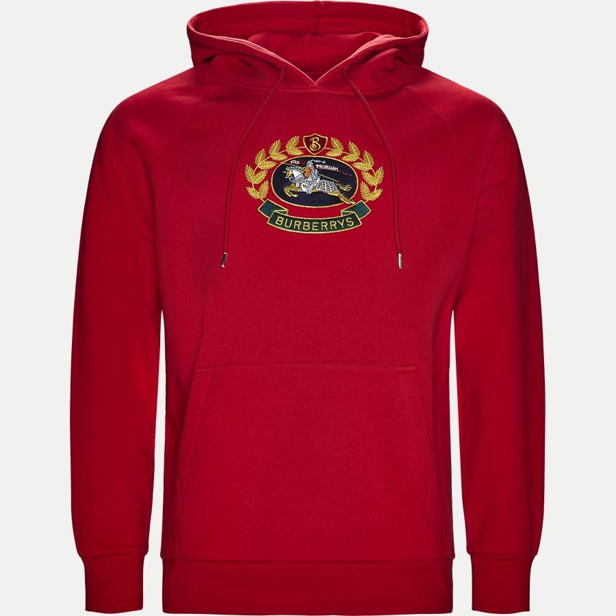 ESKER 8004053 - Sweatshirts - RØD - 1