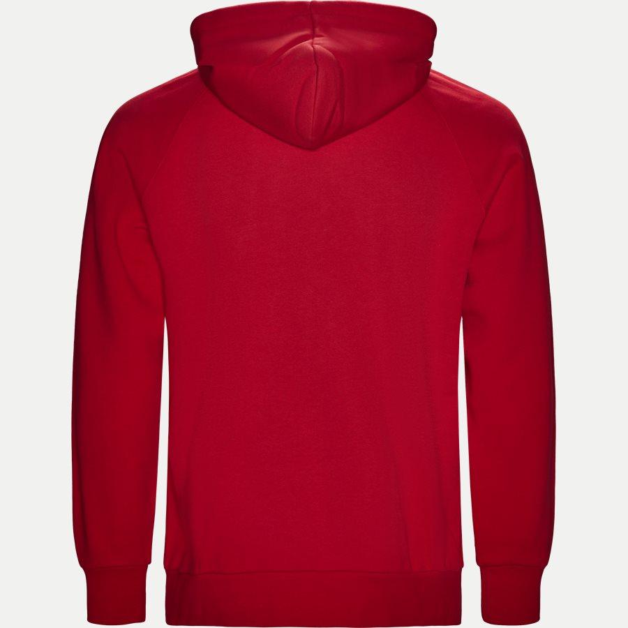 ESKER 8004053 - Sweatshirts - RØD - 2