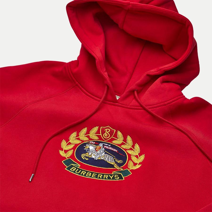 ESKER 8004053 - Sweatshirts - RØD - 3