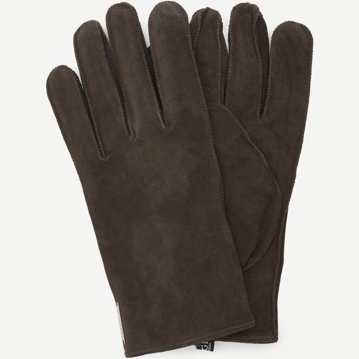 Handskar - Brun