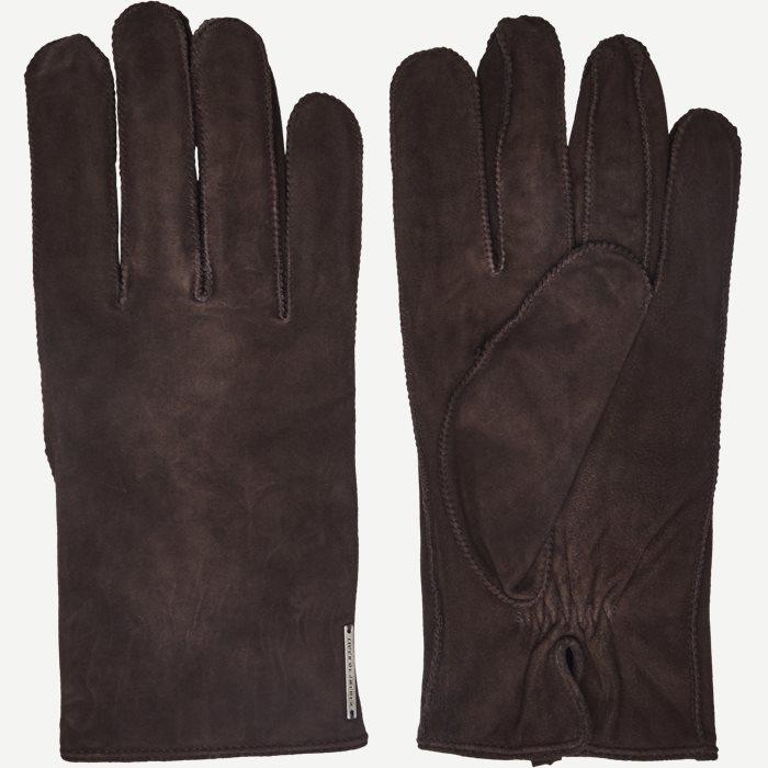 Gandaluss Handsker - Handsker - Brun