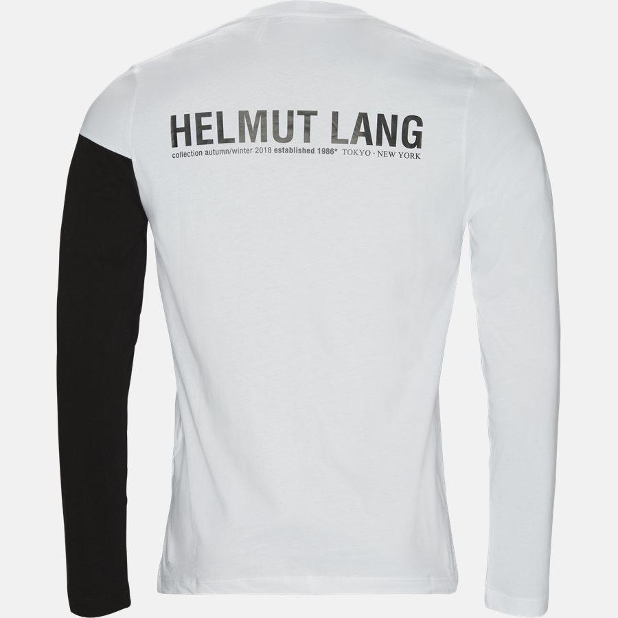 I06 HM525 - T-shirt - T-shirts - Regular fit - WHI/BLK - 2