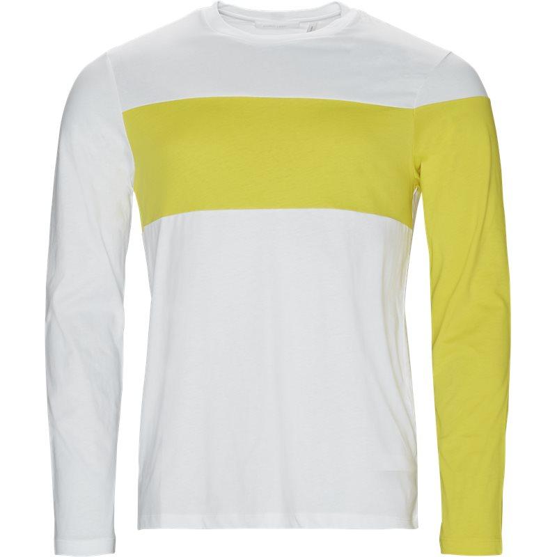 helmut lang Helmut lang t-shirt white på axel.dk