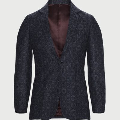 Gazon Blazer Slim fit | Gazon Blazer | Blå