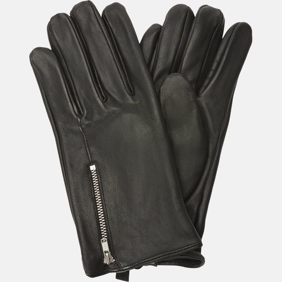 63510 GUESTI - Handsker - SORT - 1