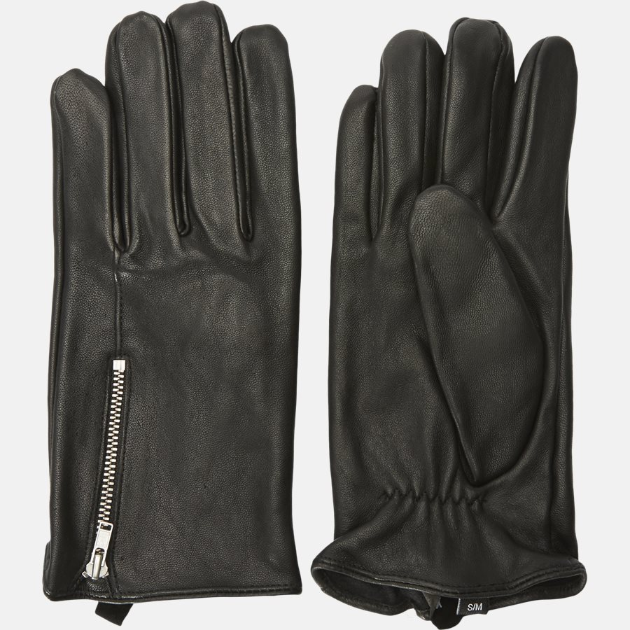 63510 GUESTI - Handsker - SORT - 2